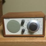 ホッとする音の可愛いラジオ Tivoli Audio Model One