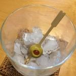 Gin + Olive