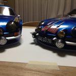 2台の Alpine A110