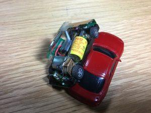 故障 おそらくバッテリー不良