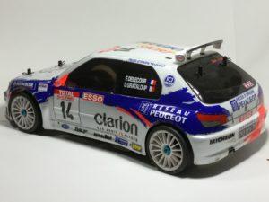 Peugeot 306 wrc 3