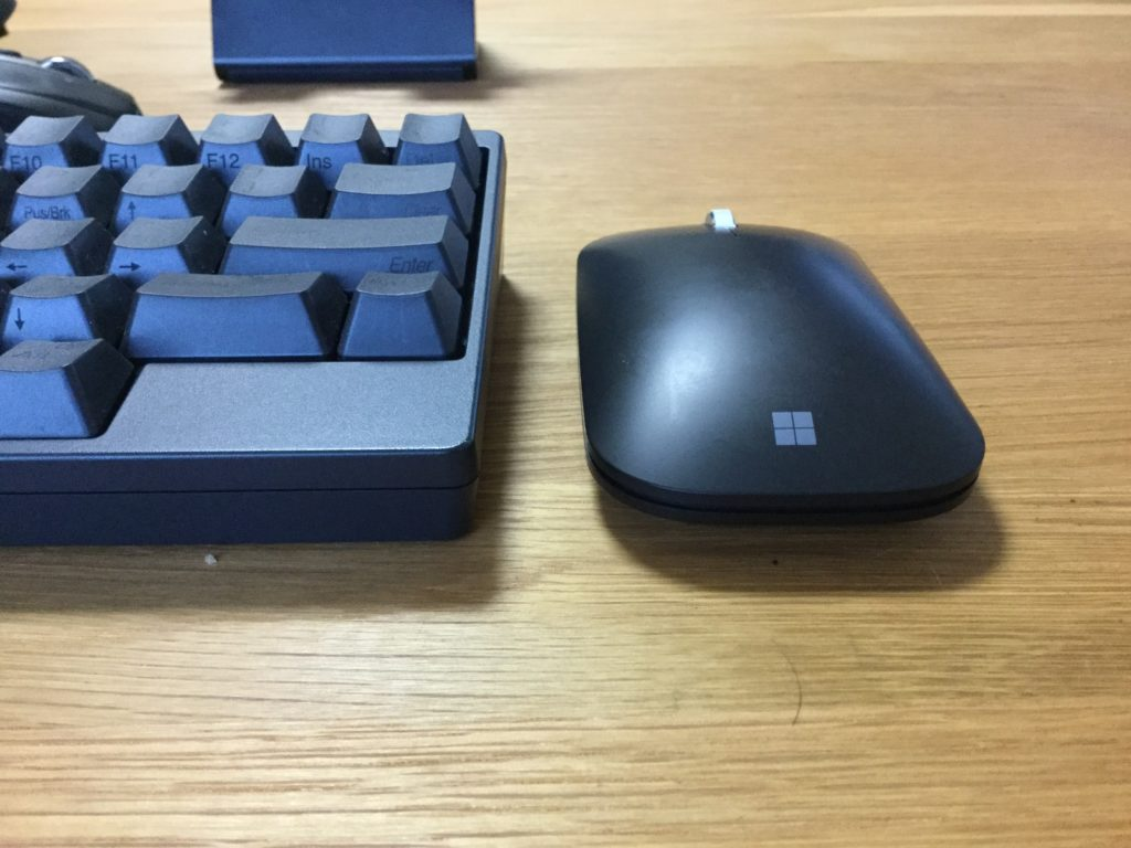 MicrosoftのModern mobile mouse KTF-0007